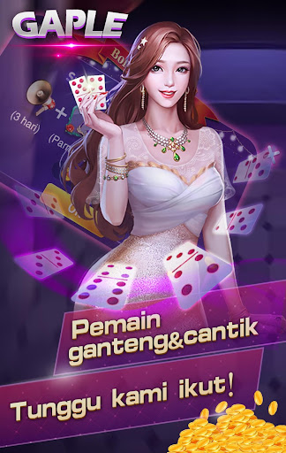 Domino  gaplek  gaple  qiuqiu remi  bandar samgong 1.4.3 screenshots 2