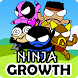 Ninja Growth - Brand new clicker game - Androidアプリ