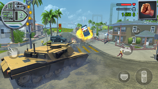 Gangs Town Story – action open-world shooter v0.15.1b (Mod – free shopping) 5