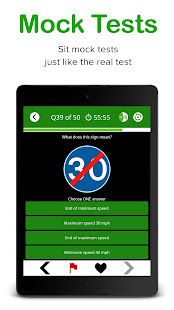 Driving Theory Test 4 in 1 2021 Kit Free 1.4.5 Screenshots 16