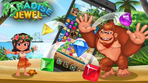 Paradise Jewel: Match 3 Puzzle  screenshots 16