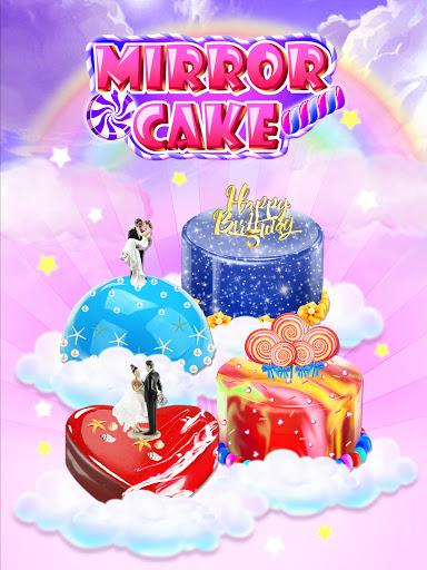 Mirror Cake - Fashion Sweet Desserts screenshots 1