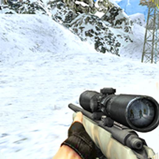 Tiro de Sniper de Montaña