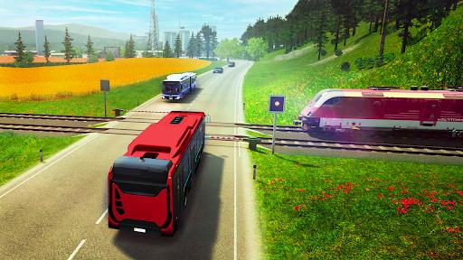 City Bus Games 3D u2013 Public Transport Bus Simulator screenshots 2