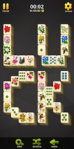 Mahjong Blossom Solitaire 1.0.3 APK with Mod + Data 2