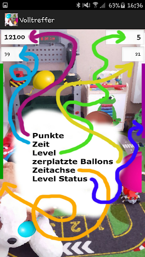 baby luftballon-invasion screenshot 2