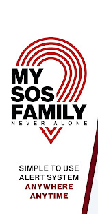 My SOS Family - Personal Emergency Alert System