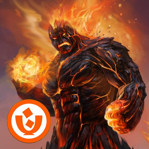 Baixar Blood of Titans: Quest & Battle Fantasy ccg para Android