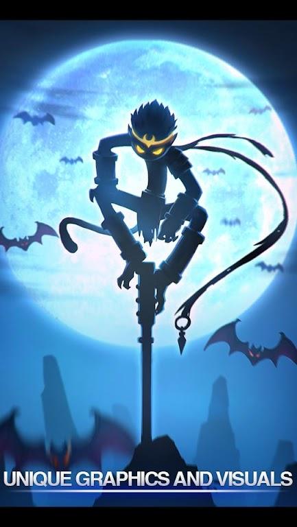 League of Stickman Free- Shadow legends(Dreamsky) poster 0