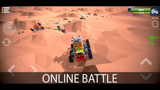 Block Tech : Tank Sandbox Craft Simulator Online 1.81 Screenshots 17