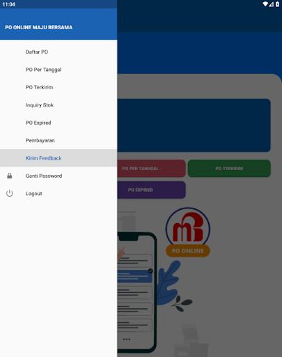 PO Online Maju Bersama [ Supplier ] 2.3.9 screenshots 11