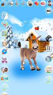 Talking Donald Donkey Ice For Pc – Free Download On Windows 10, 8, 7 2