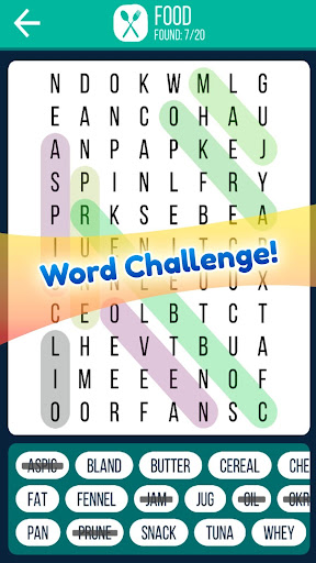Word Search 2021 2.4 screenshots 1