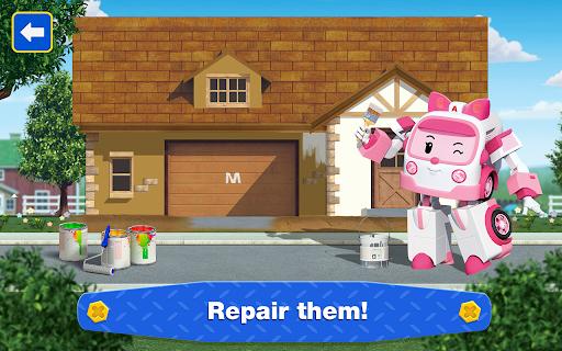 Robocar Poli: Builder! Games for Boys and Girls!  screenshots 13