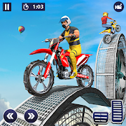 Bike Stunt Racing 3D Bike Games - Free Games 2020