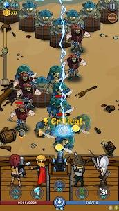 Zombie War: Idle Defense Game Mod Apk (Unlimited Money + No Ads) 5 8