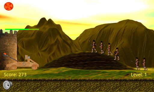 Defend the Castle apkmartins screenshots 1