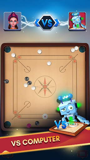 Carrom Kingu2122 - Best Online Carrom Board Pool Game 3.1.0.74 screenshots 8