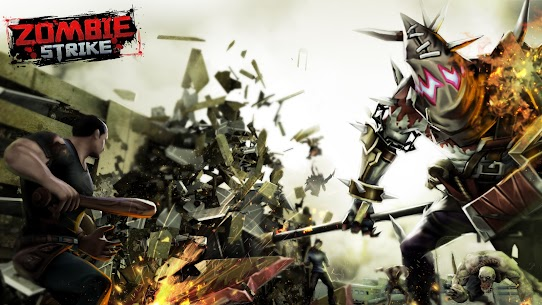 Zombie Strike : Last War of Idle Battle (AFK RPG) 2