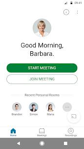 Cisco Webex Meetings 1
