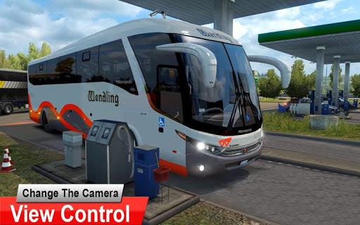 City Coach Bus Driving Simulator 3D: City Bus Game screenshots 14