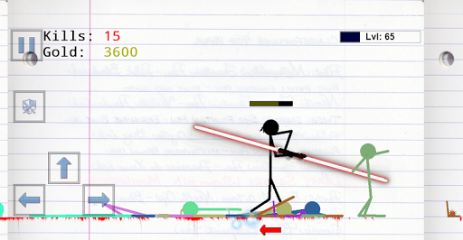 Stickman Physics Battle Arena  screenshots 8