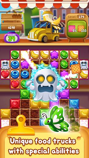 Food Pop: Food puzzle game king in 2021  screenshots 14