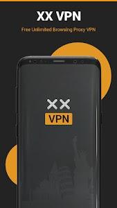 XX VPN - Hot Fast Hotspot & Unlimited Secure Proxy 3.0
