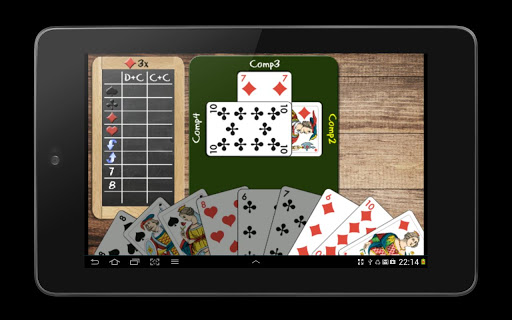 SwissJass Free, Schieber, Coiffeur, Differenzler apkpoly screenshots 3