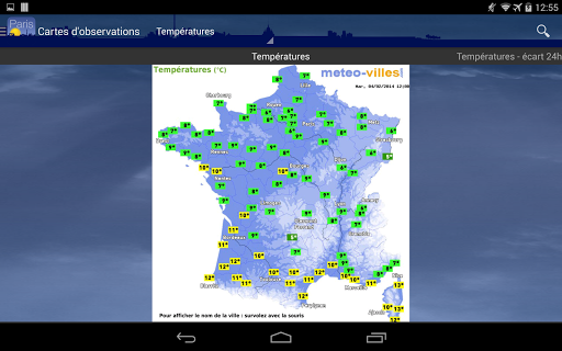 Mu00e9tu00e9o Paris Screenshots 13