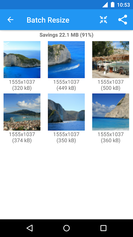 Photo & Picture Resizer: Resize, Reduce, Batch  poster 5