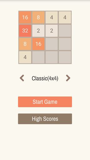 2048 2.9 screenshots 1