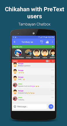 FREE TEXT to Philippines | PreText SMS - SMS/MMSのおすすめ画像5