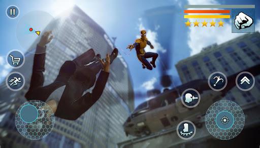 Spider Rope Gangster Hero Vegas - Rope Hero Game 1.1.9 screenshots 7