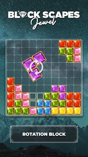Blockscapes Jewel Puzzle Game 1.1.0.8 screenshots 5