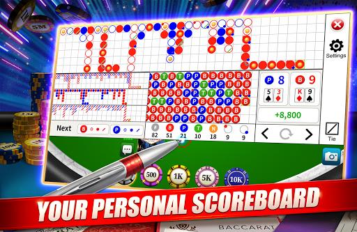 Dragon Ace Casino - Baccarat filehippodl screenshot 1