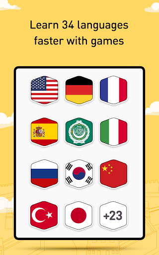 Learn Languages for Free - FunEasyLearn 2.6.6 Screenshots 17