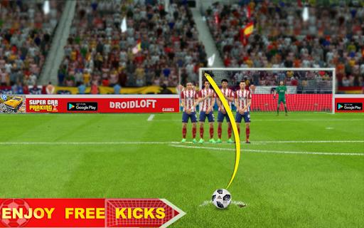 Soccer Football Strike Worldcup Champion League  screenshots 5