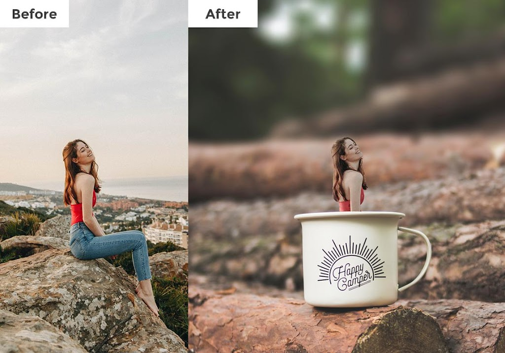 Background Changer -Remove Background Photo Editor  poster 9