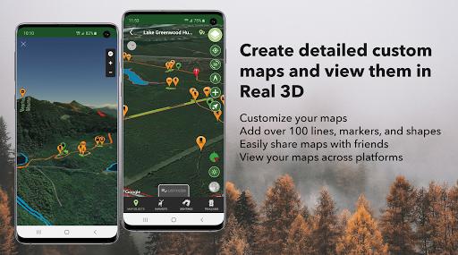 HuntStand: Hunting Maps, GPS Tools, Weather apktram screenshots 1