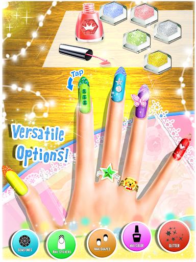 My Nails Manicure Spa Salon - Girls Fashion Game screenshots 12