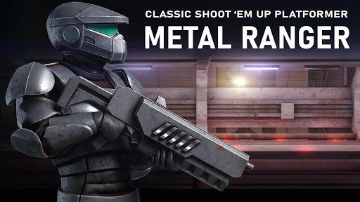 Metal Ranger. 2D Shooter apkmartins screenshots 1