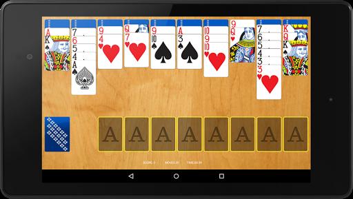 Solitaire Card Games HD screenshots 17