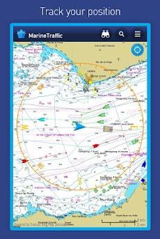 MarineTraffic ship positionsのおすすめ画像5