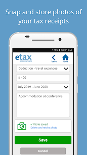 Etax Mobile App  For Pc (Free Download On Windows7/8/8.1/10 And Mac) 2