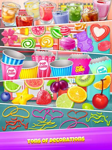 Popcorn Maker - Yummy Rainbow Popcorn Food screenshots 8