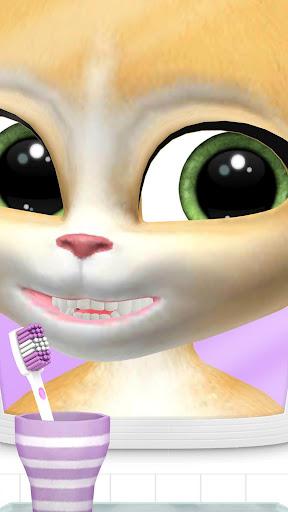 Emma the Cat - My Talking Virtual Pet 2.9 screenshots 7