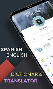 Spanish English Translator Apk 3