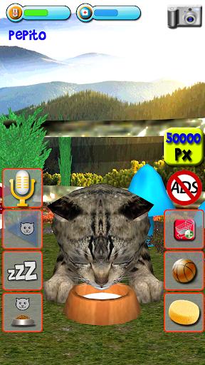 Talking Kittens virtual cat that speaks, take care 0.6.7 screenshots 14