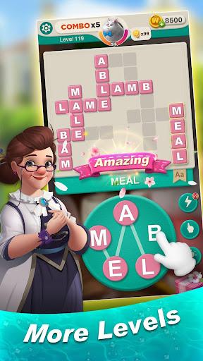Word Villas - Fun puzzle game 2.10.0 screenshots 4